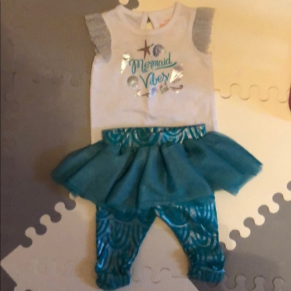 a666e71ba3 Cat & Jack Matching Sets | Mermaid Vibes Cat Jack Outfit | Poshmark